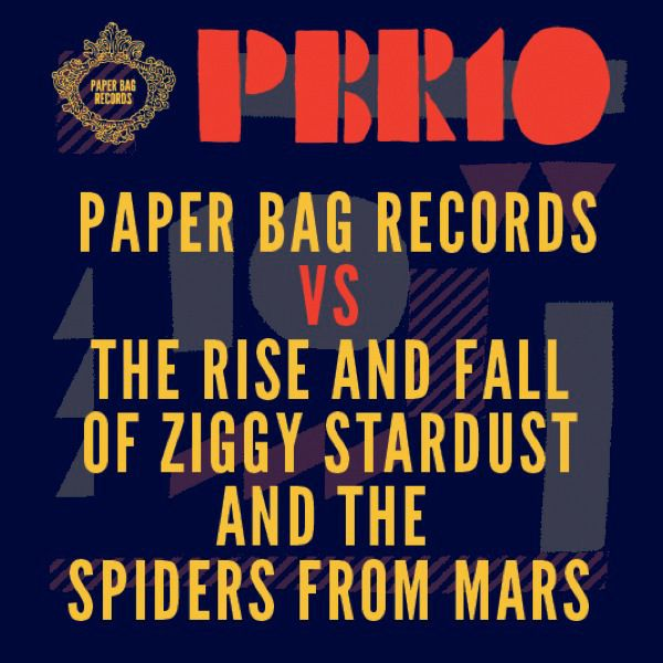 PAPER BAG VS THE RISE AND FALL OF ZIGGY STARDUST