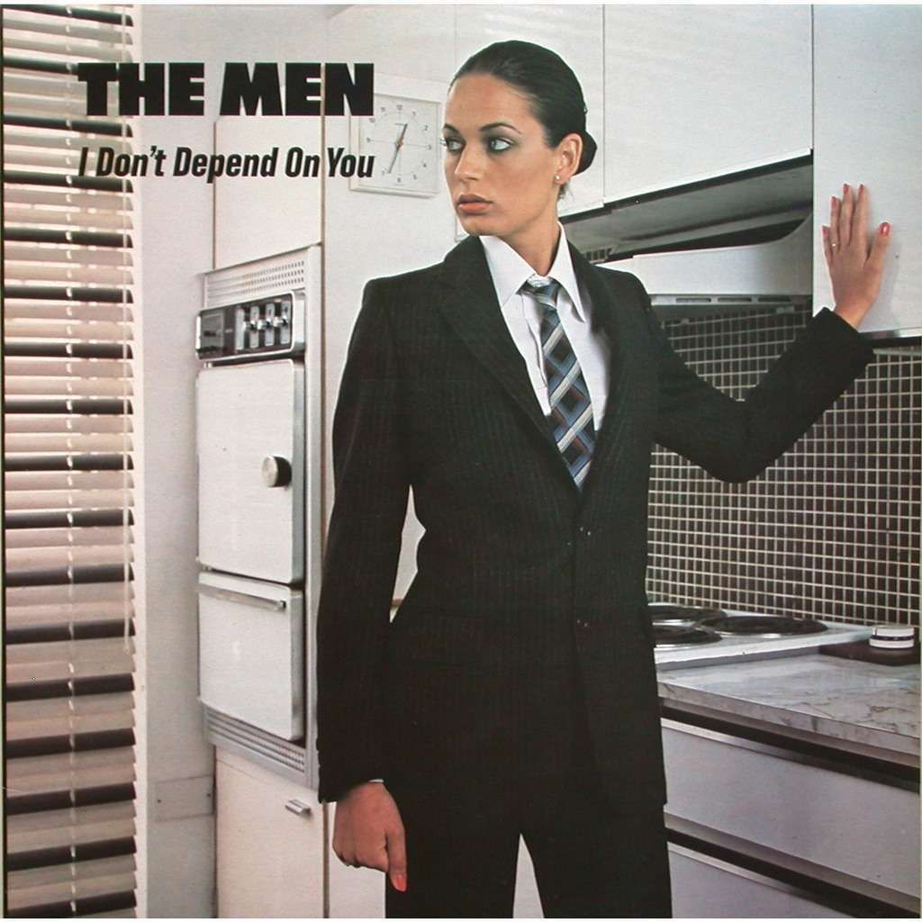 THE MEN aka THE HUMAN LEAGUE - I DON'T DEPEND ON YOU