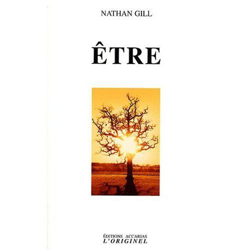 Toute différence est relative - Nathan Gill - Etre