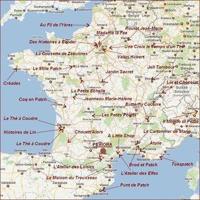 Pexiora : 7e salon Tissu et lin en Pays d'Aude !