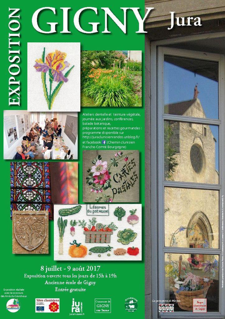 Atelier teinture végétale à Gigny : suite