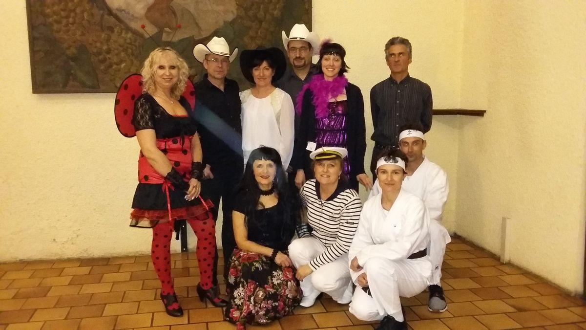 Bal costume Segonzac - Février 2016