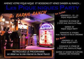 Sorties Country 2016