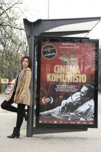 La réalisatrice Mila Turajlic, et son film