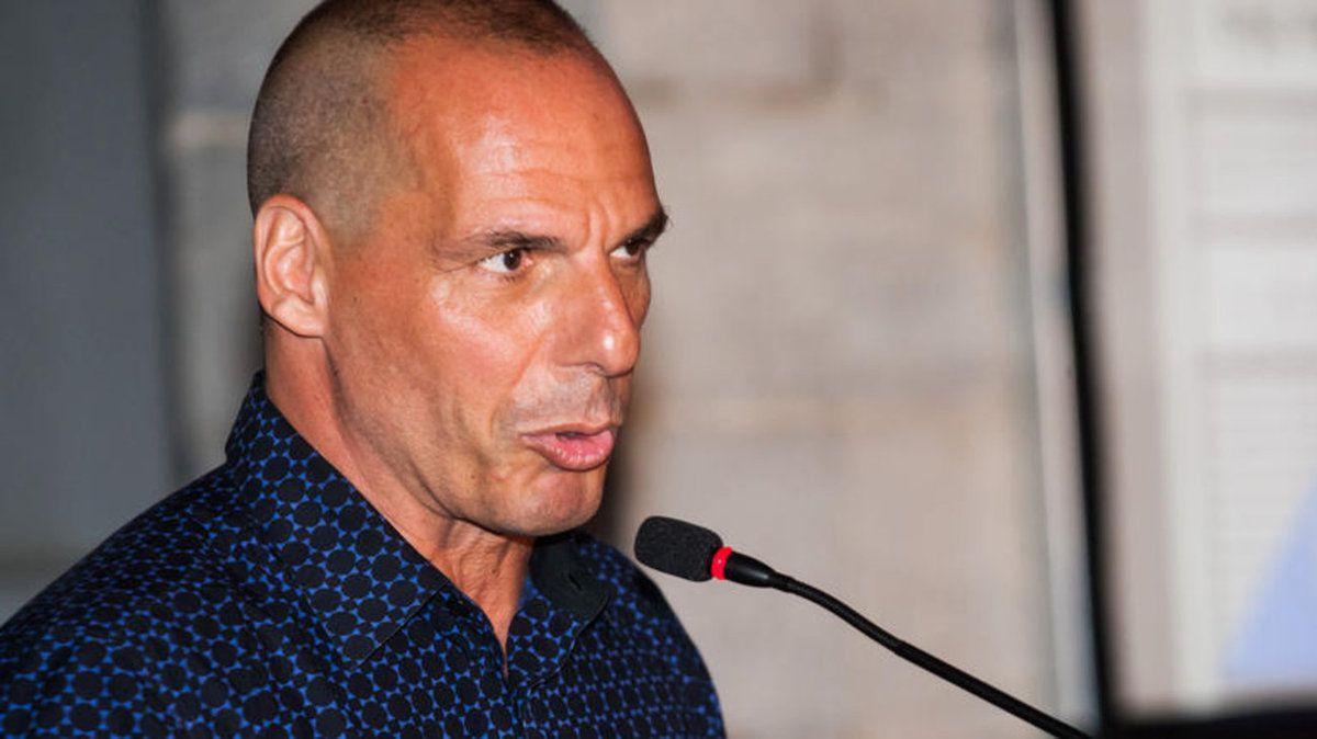 Varoufakis (ça rigole plus)