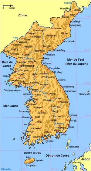 Pour tenter de comprendre le contentieux entre le peuple coréen et les États-Unis