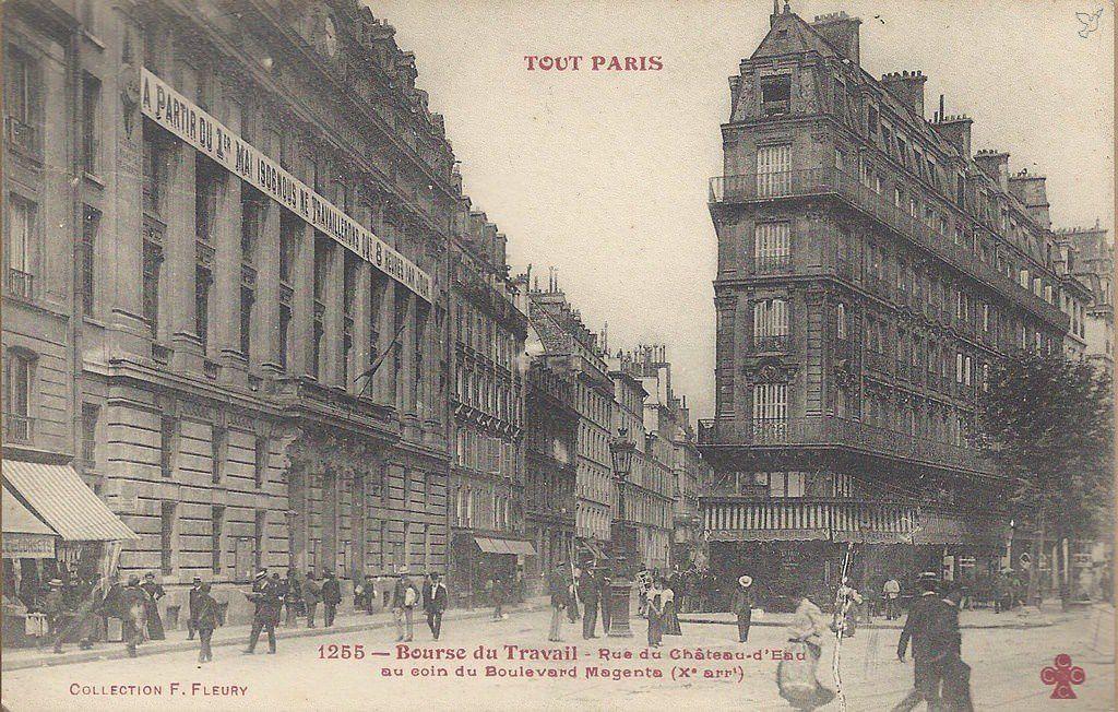 Compte-rendu de l'Assemblée générale nationale du 12 mars à 11h30 à la Bourse du travail à Paris