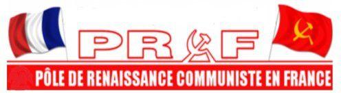Situation politique : déclaration du PRCF