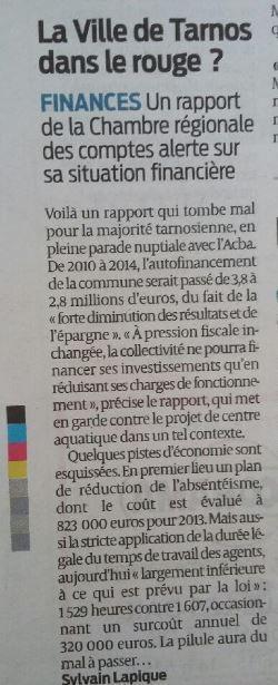 Sud ouest Landes - Edition Dax