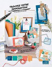 Catalogue annuel Stampin'Up 2016/17 valable jusqu'au 31 mai 2017