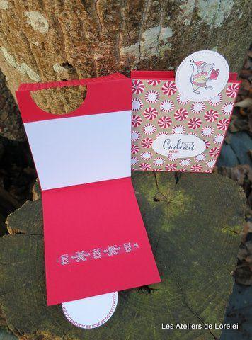 Porte carte cadeau