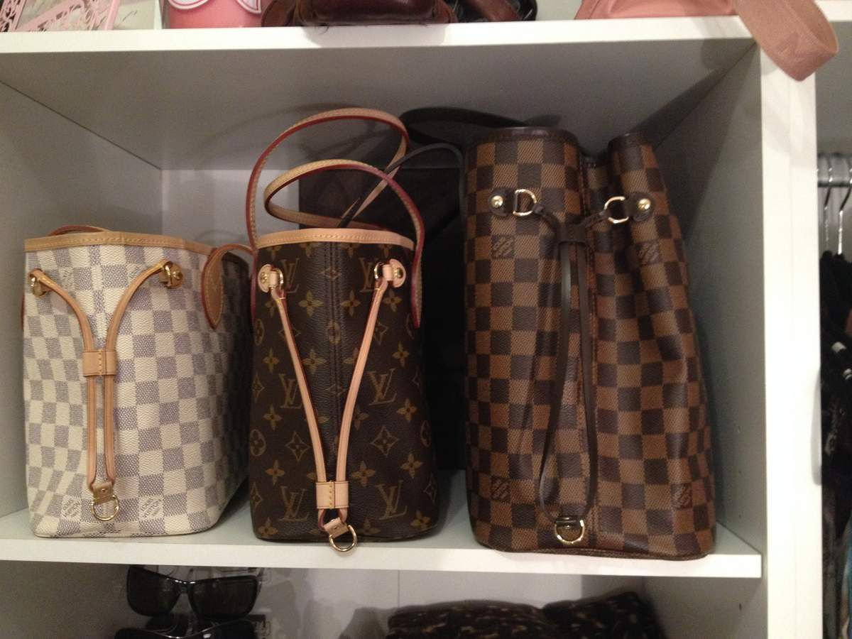 Sac Louis Vuitton Neverfull Monogram