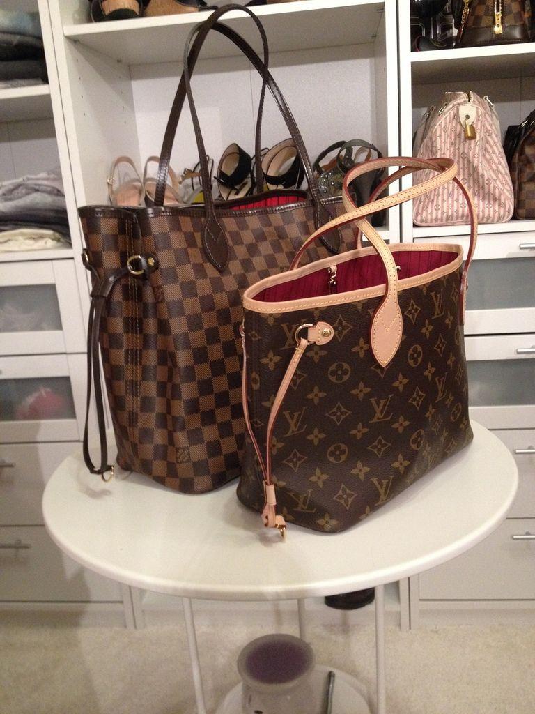 d57a57597b0 Mon sac Louis Vuitton Neverfull PM - Cristal Cos