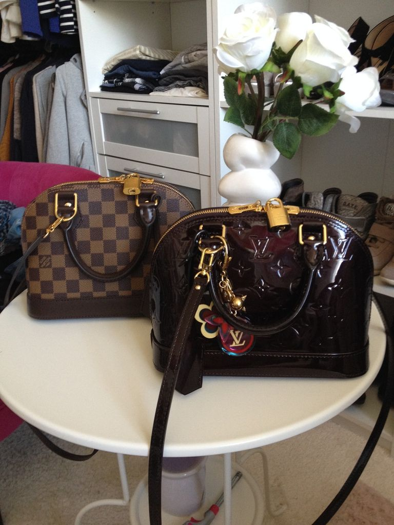 Louis Vuitton Sac Vernis