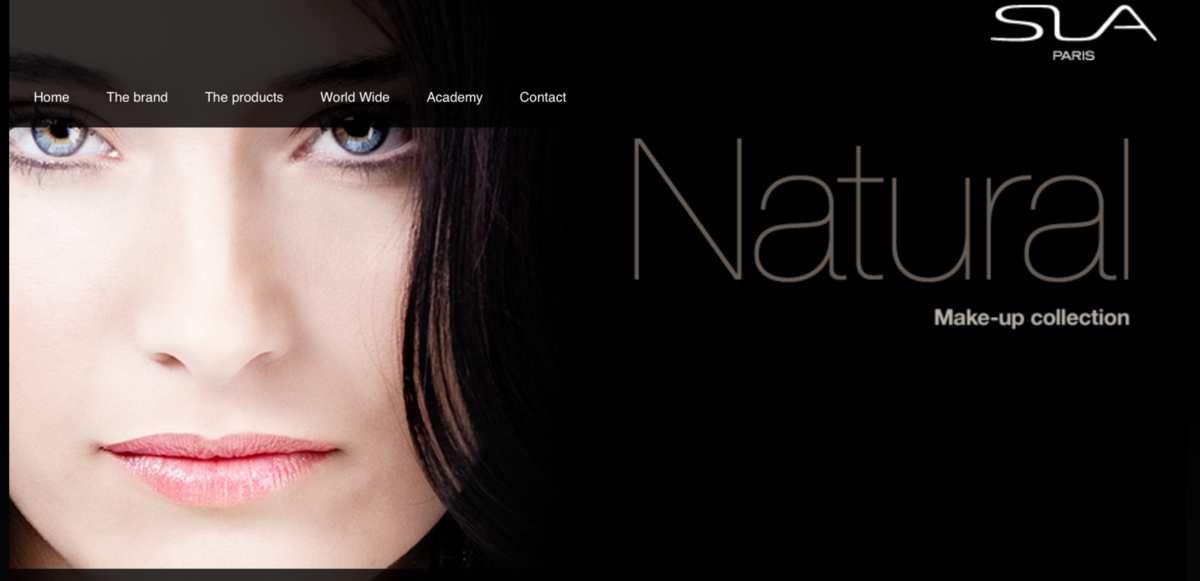 SLA Maquillage Pro et Bio