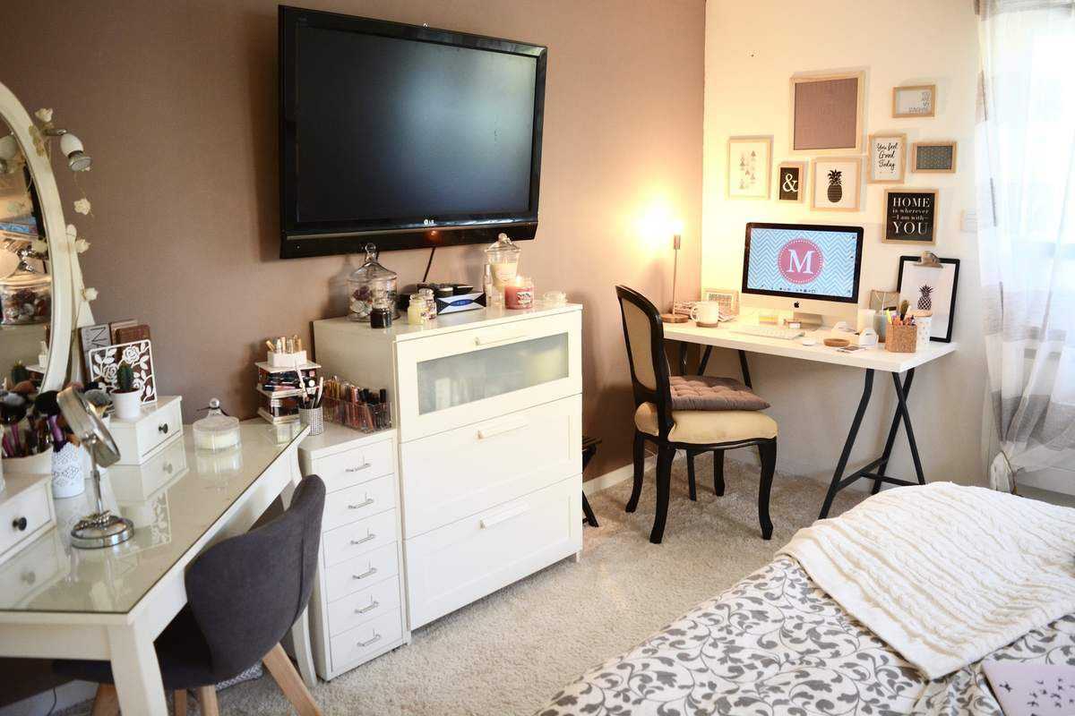 Chambre a coucher ikea for Chambre youtubeuse