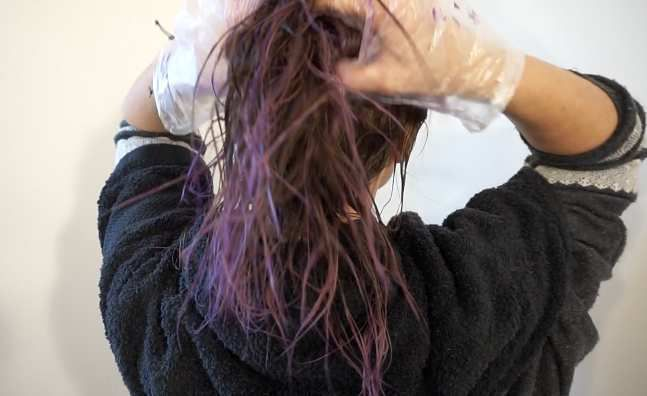 Colorista Washout #PURPLEHAIR