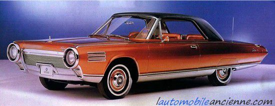 Sur le site : Chrysler Turbine