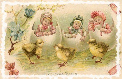 Bon weekend de Pâques