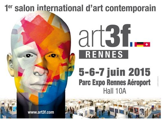 EXPOSITION art3f RENNES