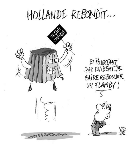 Hollande rebondit...