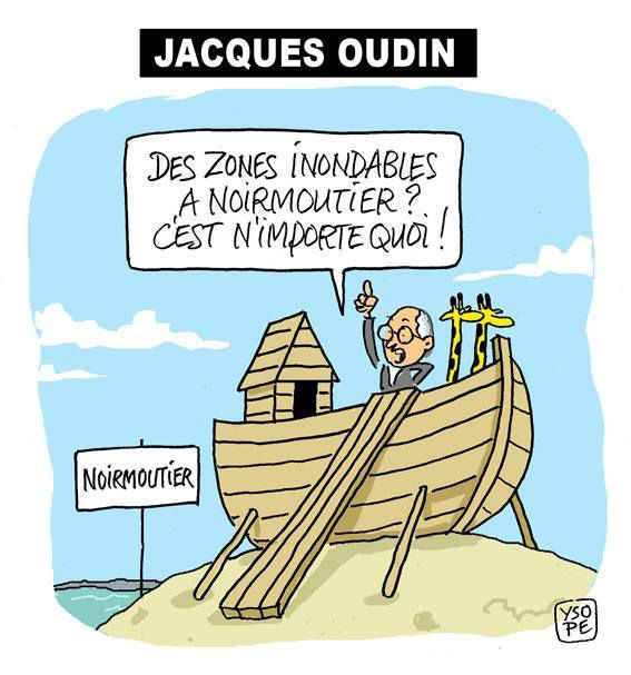 Zones inondables