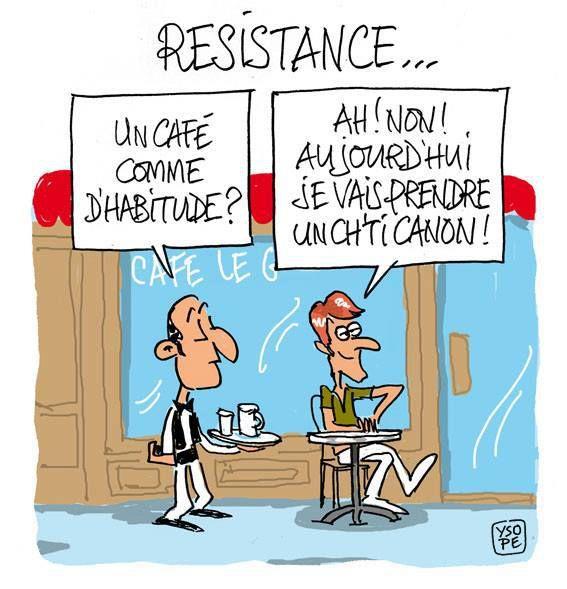 Attentat Paris 13 Novembre 2015 : Résistance...