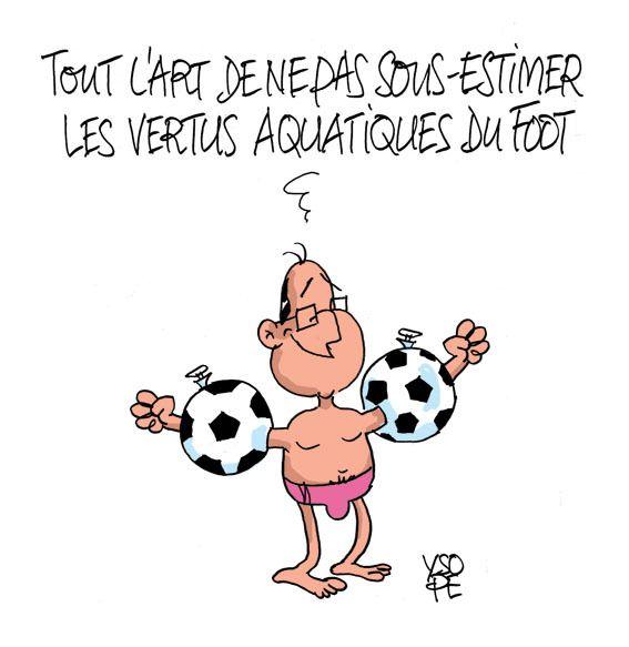 Ouverture de l'Euro de foot