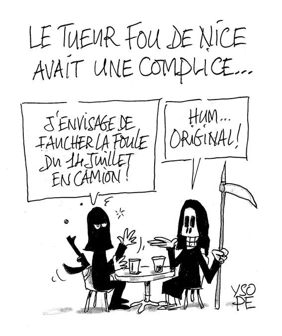Carnage à Nice