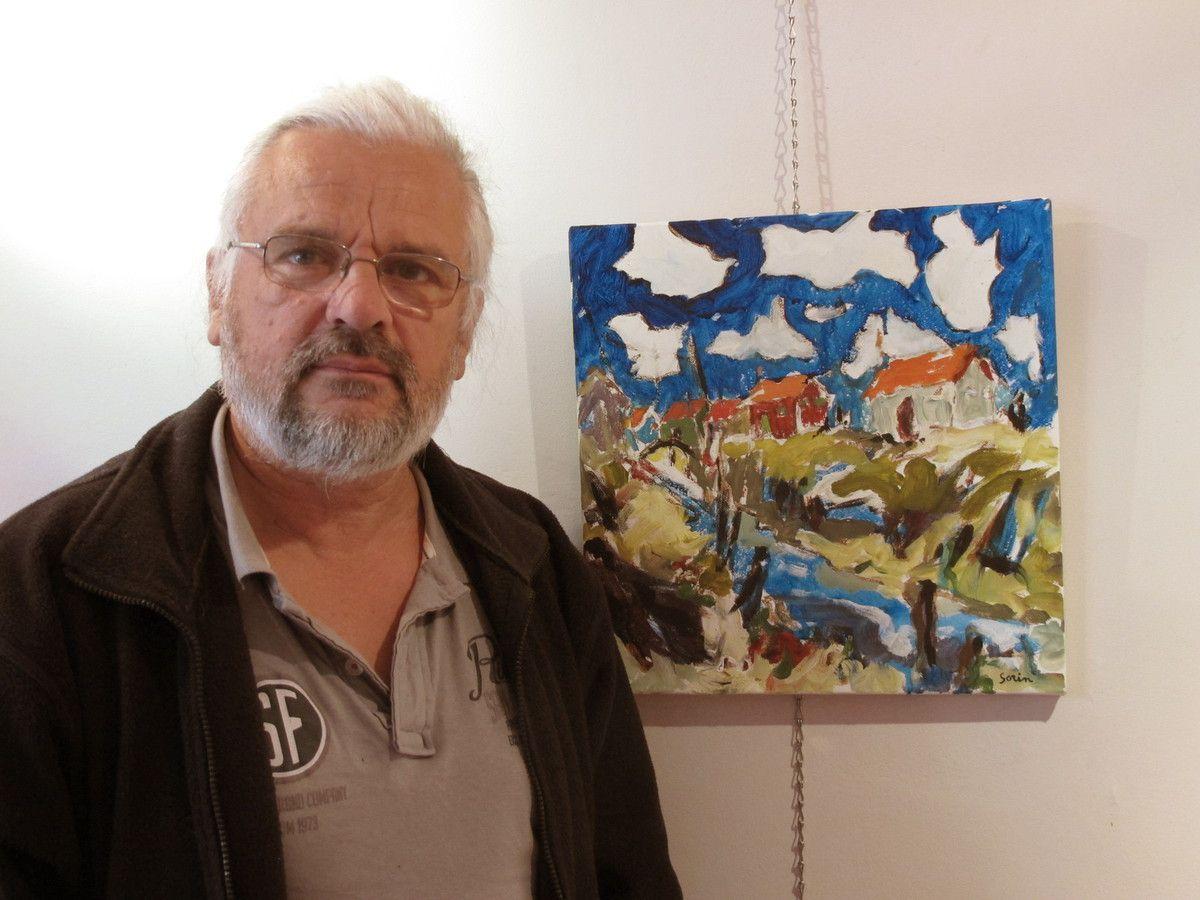 Yvonnick Sorin, un artiste au pied marin