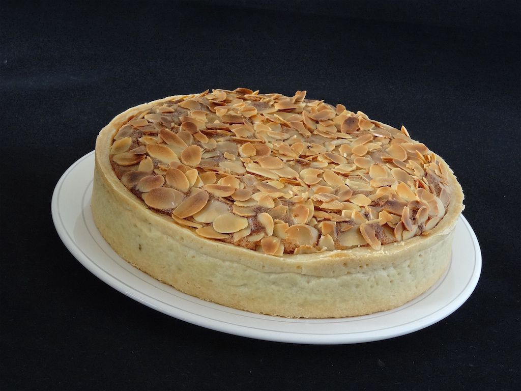 Une tarte bakewell pour Anne