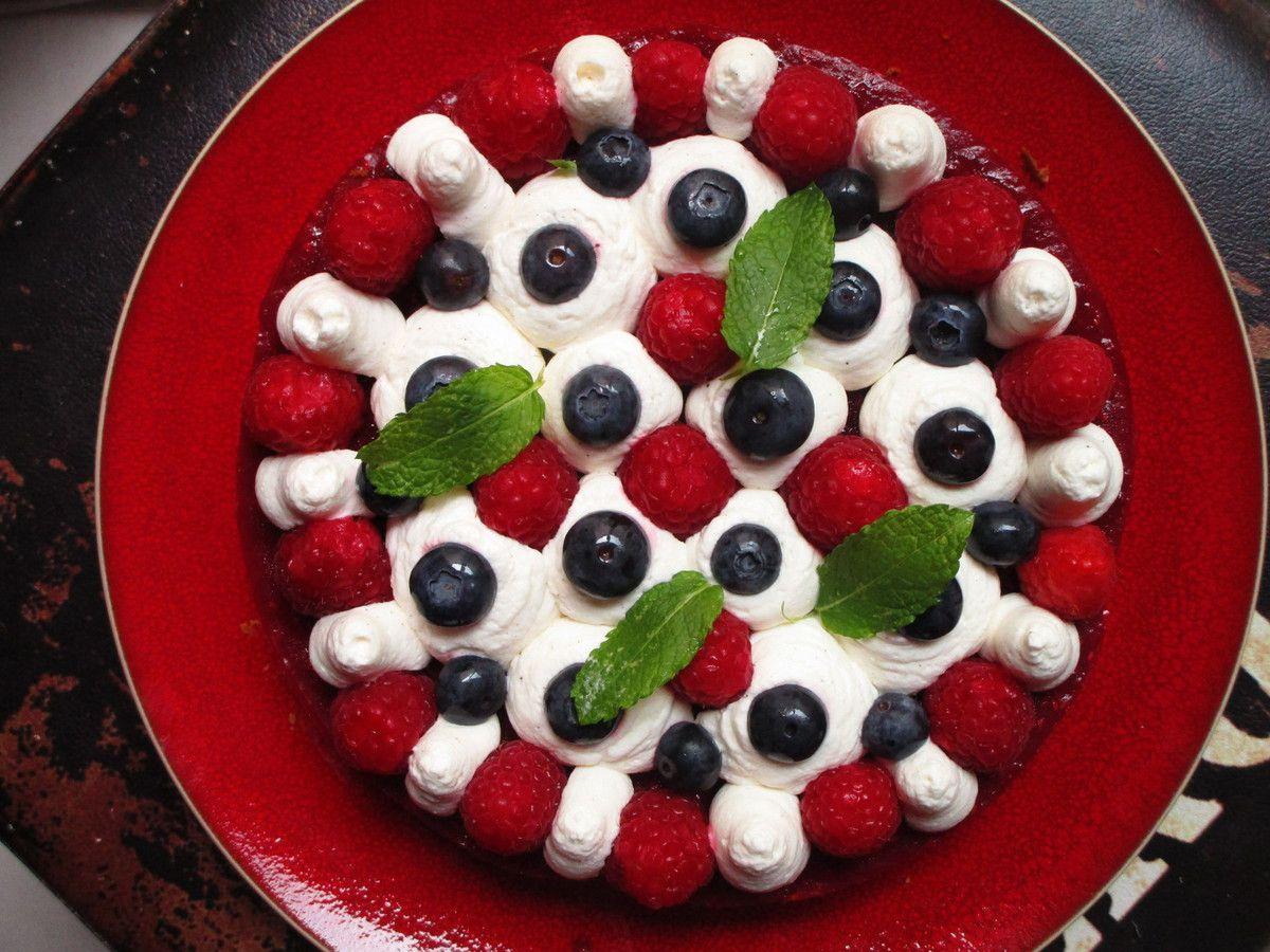 Inspiration Fantastik framboise vanille