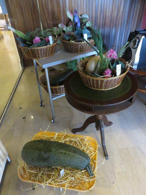 atelier de décoration florale aux Tourelles