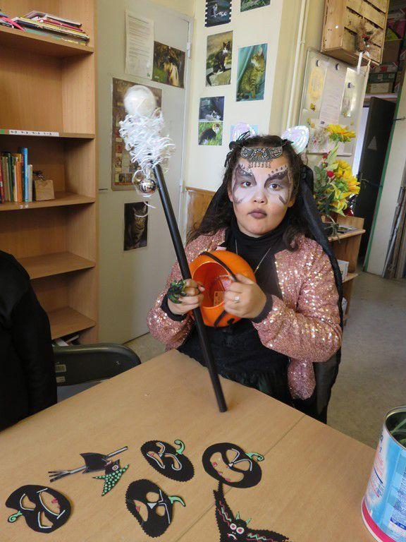 Halloween à l'espace Elie Faure