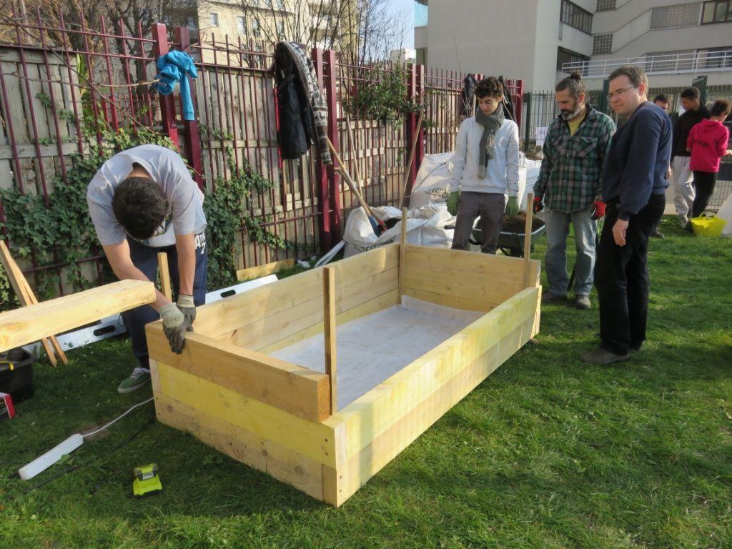 Retour sur le chantier participatif du samedi 12 mars