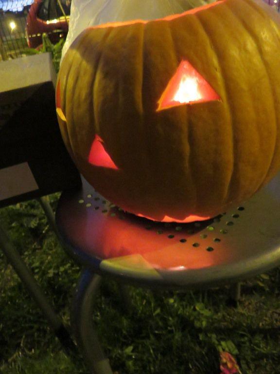 Fête d'Halloween à la résidence Elie Faure et Foyer résidence des Tourelles