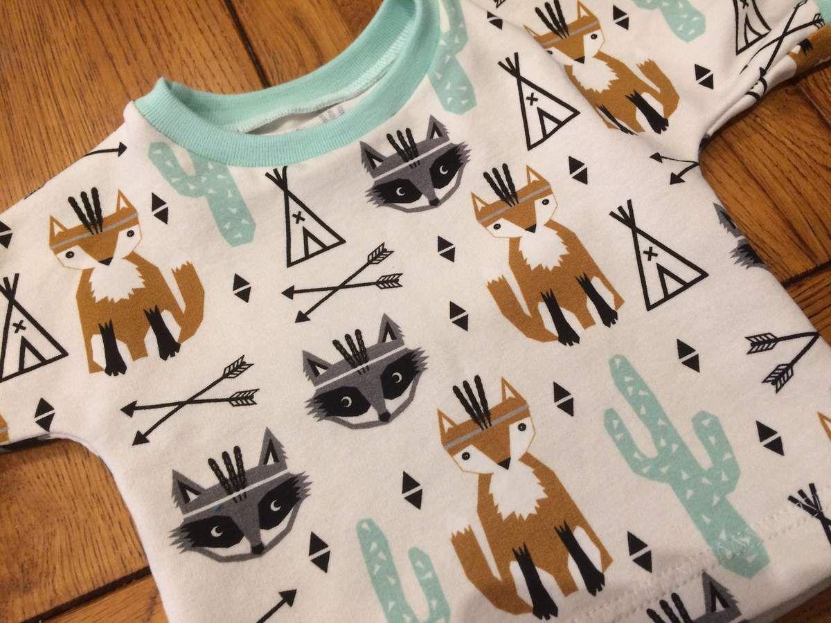 Sweat bouclette, La Panda Love Fabrics
