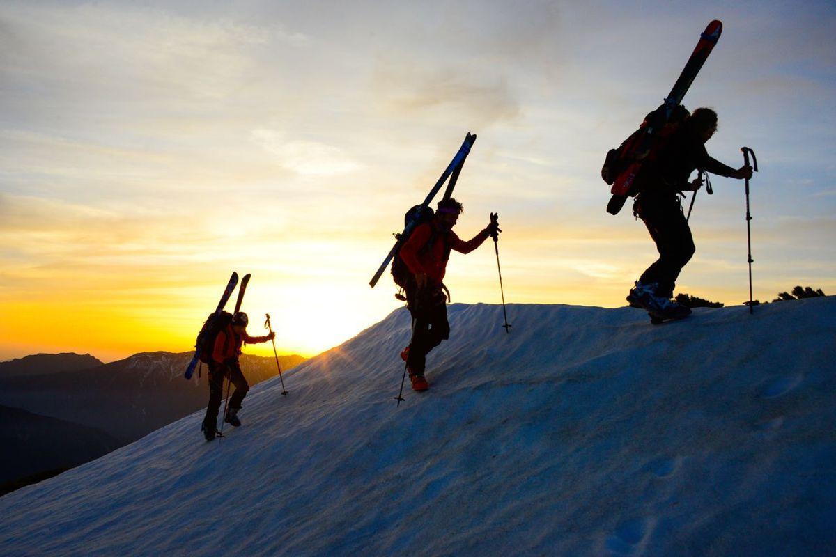 Traversée des Alpes Japonaise à ski de randonnée