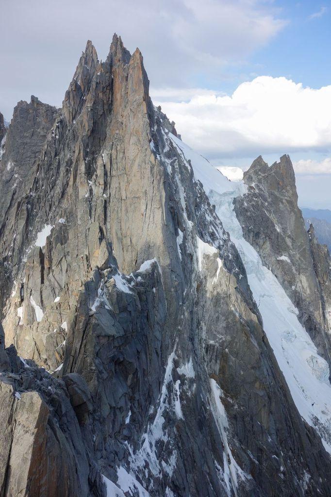 Traversée des Aiguilles de Chamonix