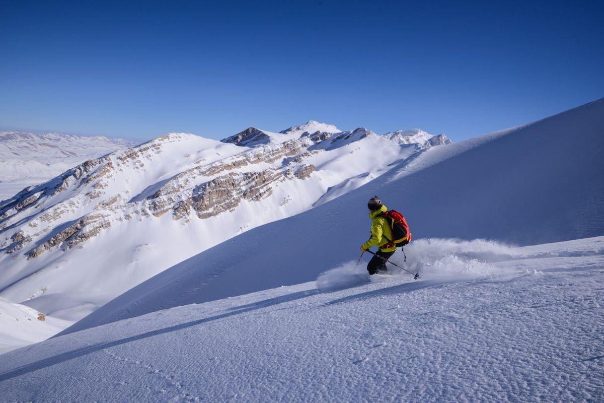 Iran - ski de randonnée au Coeur de Zagros
