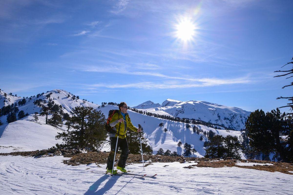 Road trip ski de randonnée : Albanie - Grèce - Kosovo