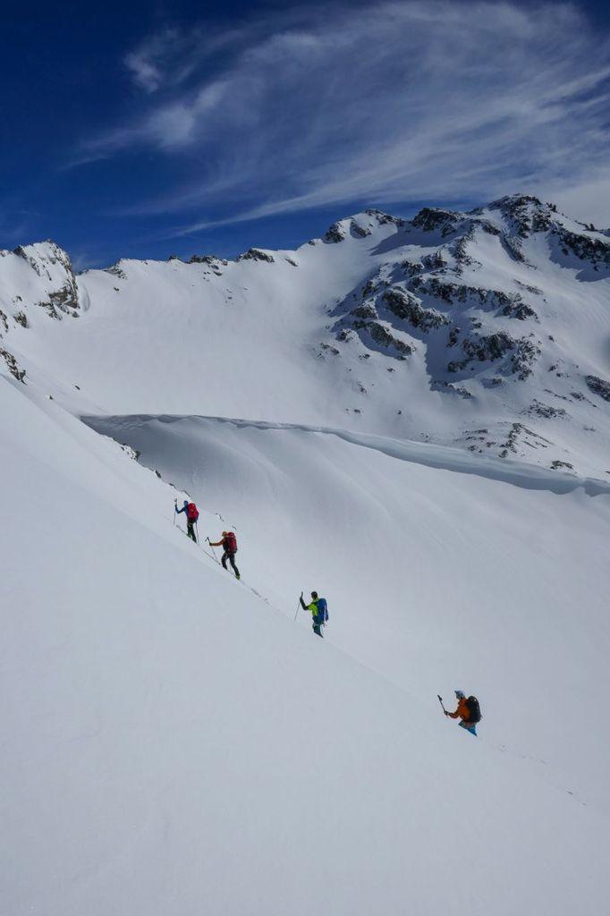 Grande Traversée des Alpes - De Kloster à Obergurgl