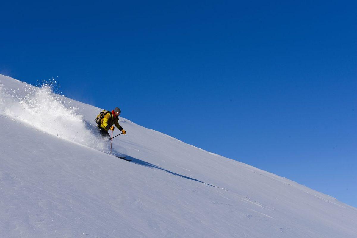 Ski de randonnée en Péninsule de Kola