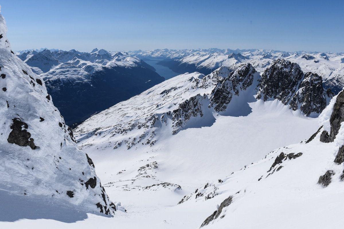 Yukon - ski de randonnée