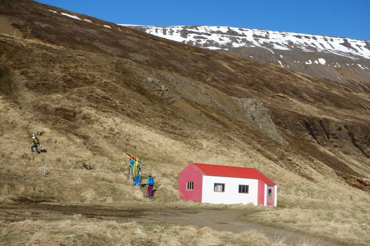 Islande - traversée en ski de randonnée