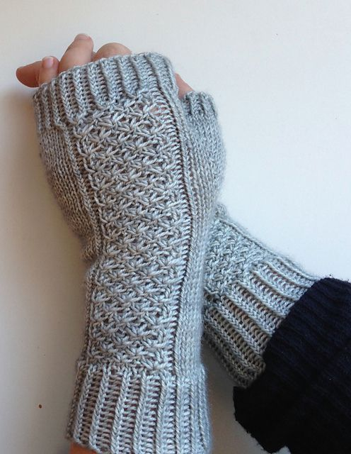 September Morning mitts par Crystal Koat
