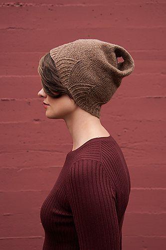 Pebble hat