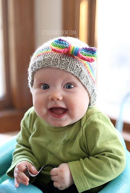 RainBOW hat pattern