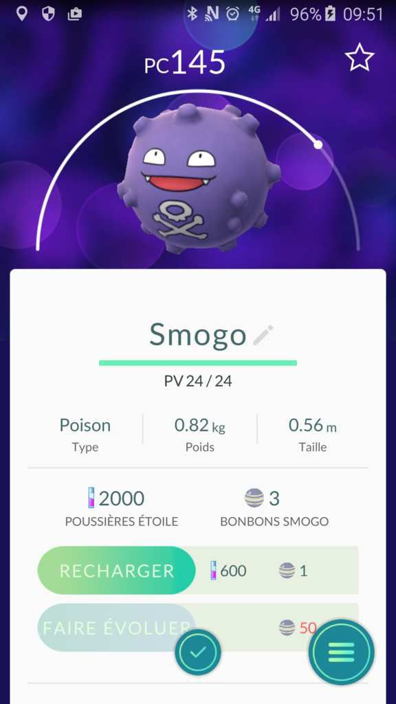 Pokemon Go : Smogo
