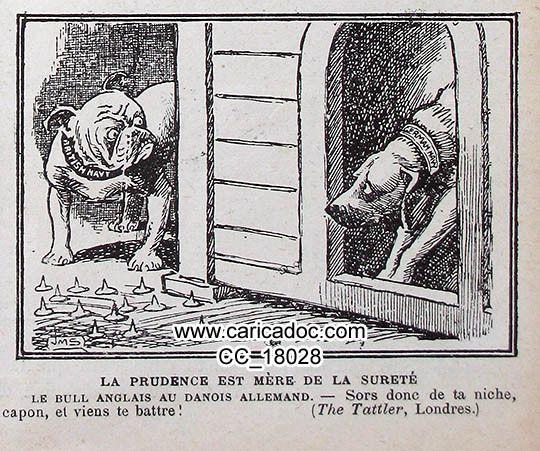 Le Rire rouge 1914